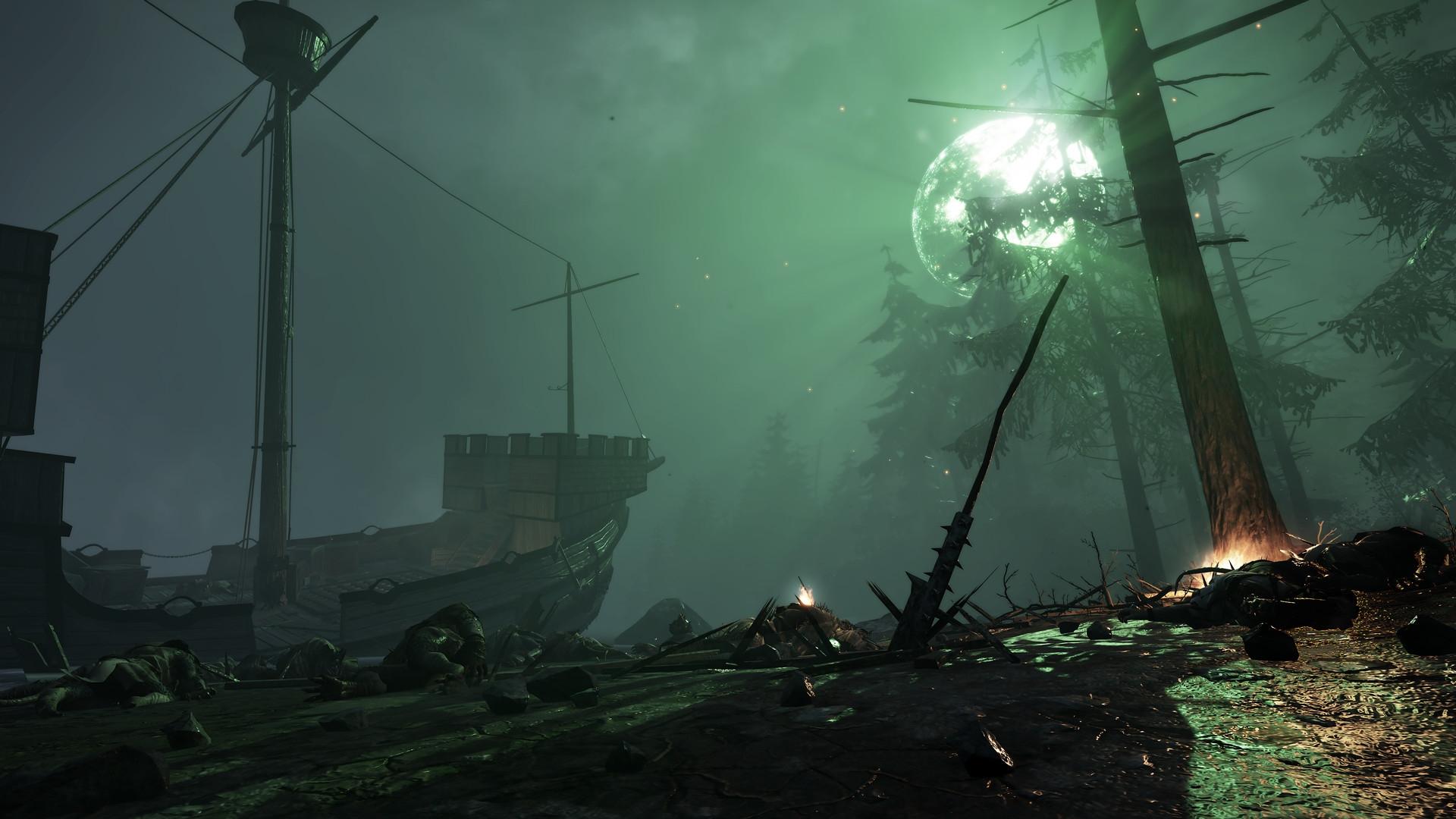 Обзор DLC Death on the Reik для Warhammer: End Times — Vermintide — шинкуем крыс в ожидании сиквела