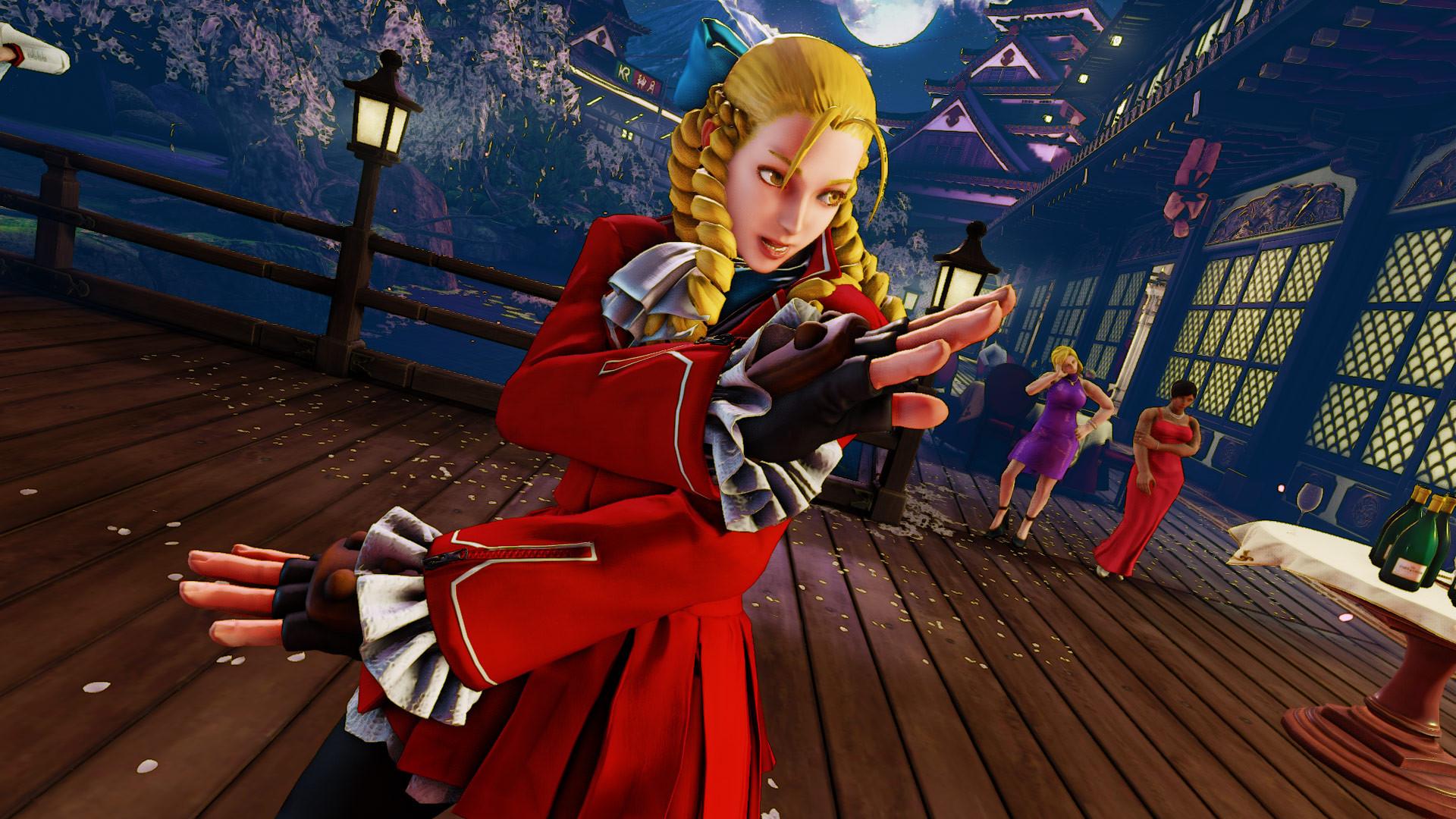 Обзор Street Fighter 5: Arcade Edition — «пятерка» возвращается во всем своем великолепии