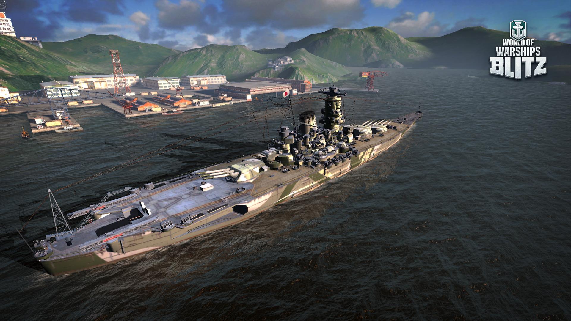 Обзор World of Warships: Blitz