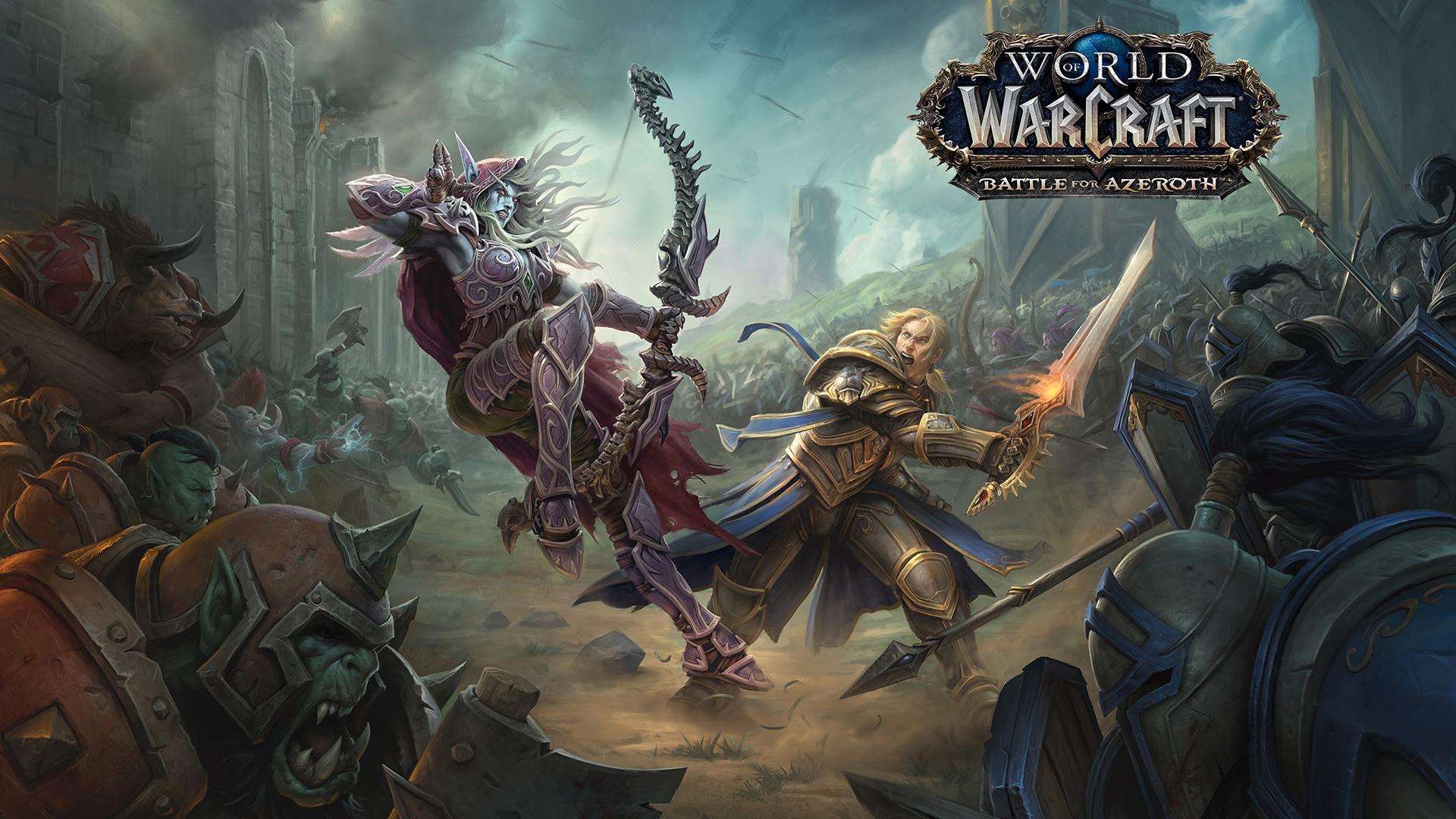 Опубликованы системные требования World of Warcraft: Battle for Azeroth