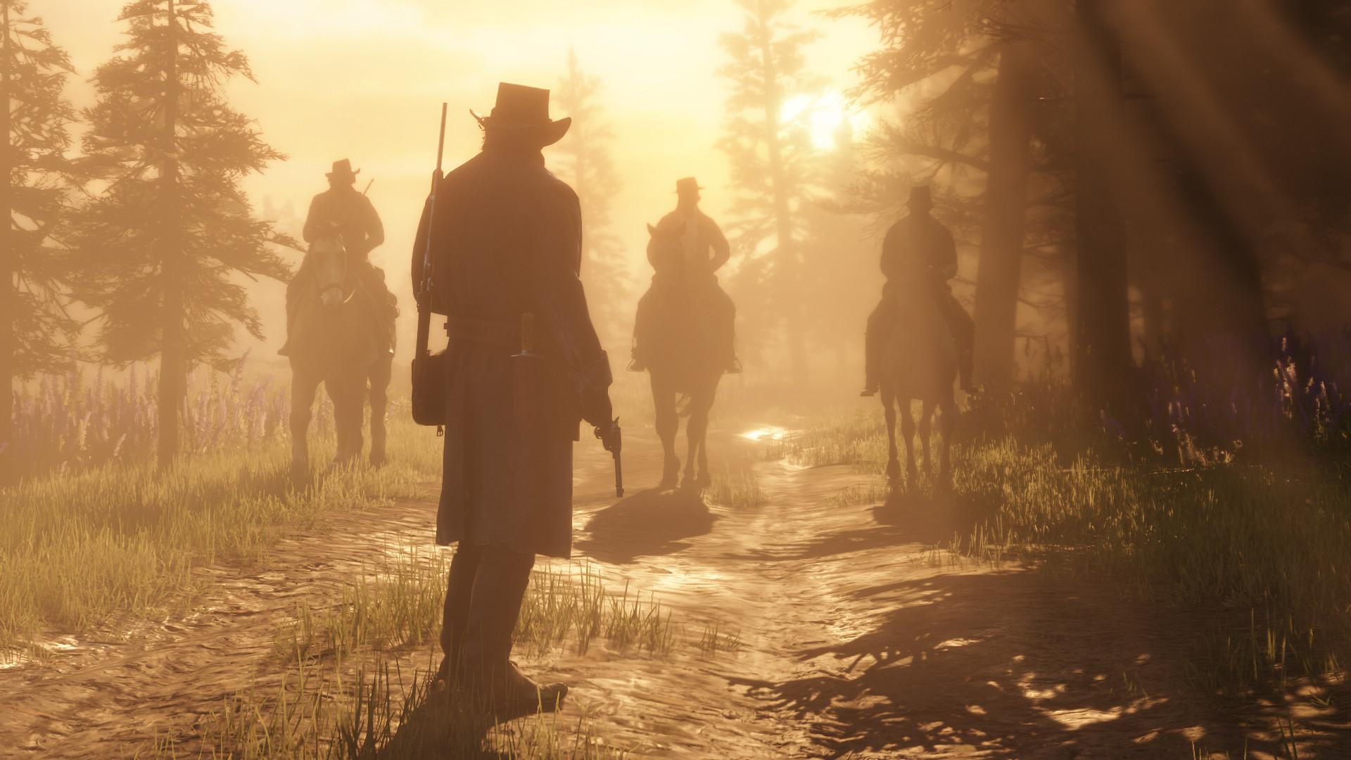Объявлена дата выхода Red Dead Redemption 2. Опубликованы новые скриншоты
