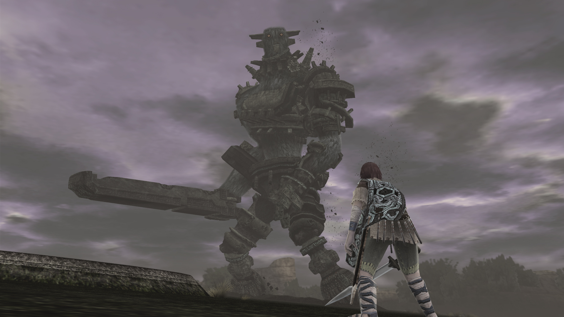Сюжетный трейлер ремейка Shadow of the Colossus