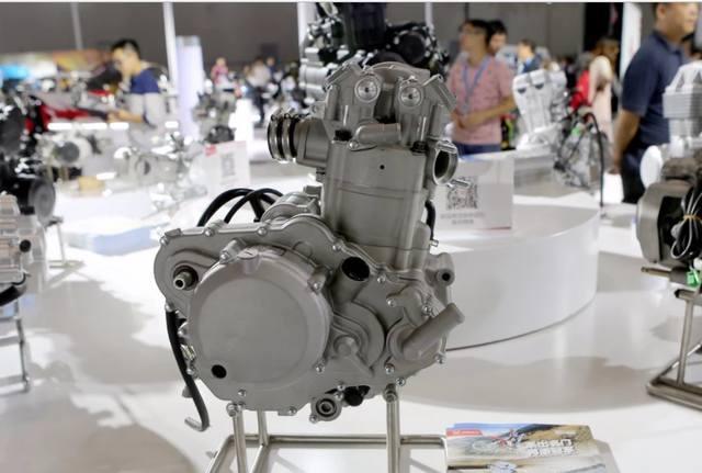 Китайская международная выставка мотоциклов 2017 в