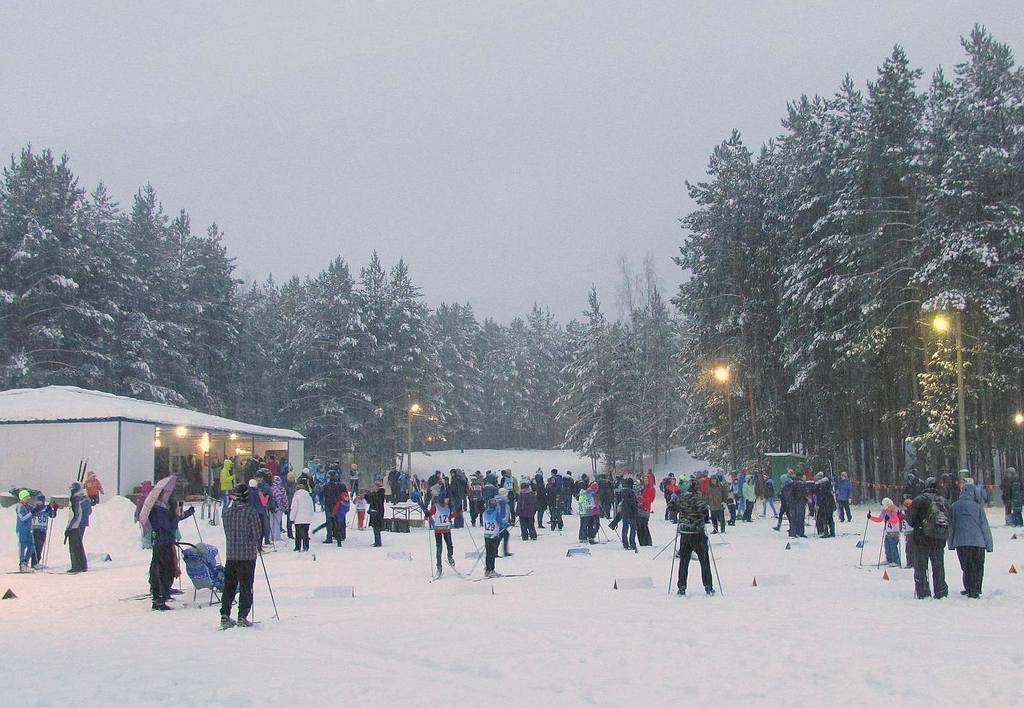 Четыре лыжных маршрута и два катка организуют в Дубне зимой