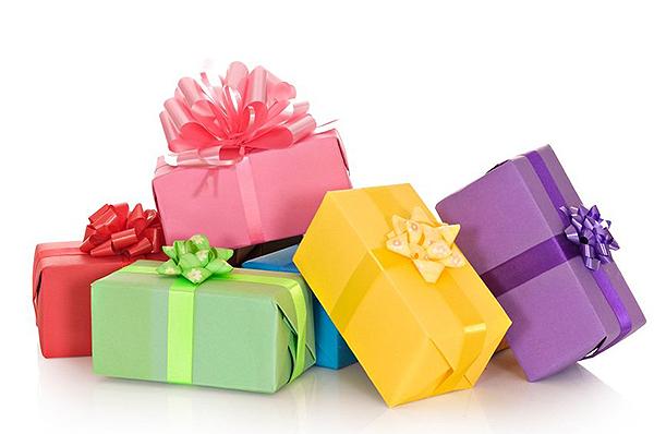 Подарки за покупки тема 76