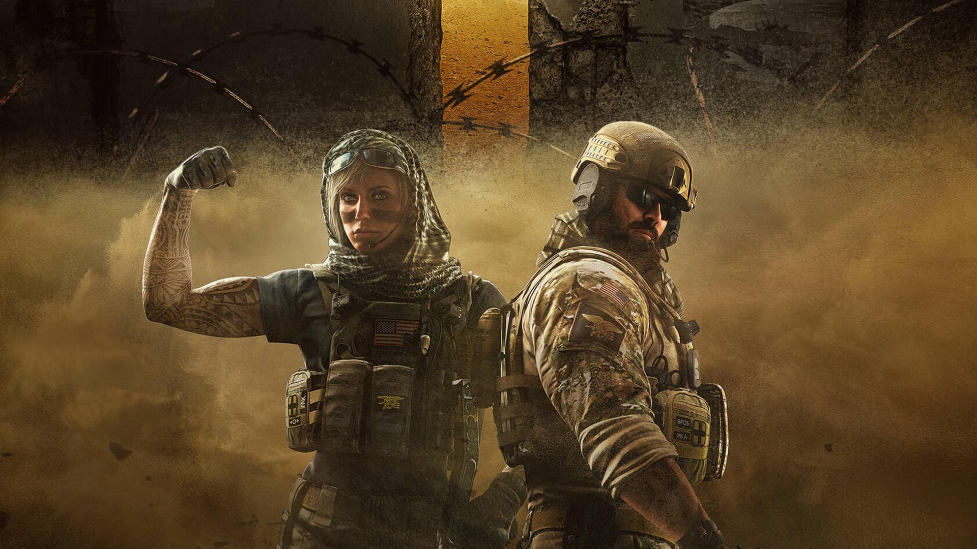 В новом трейлере Rainbow Six: Siege тизерят русского оперативника