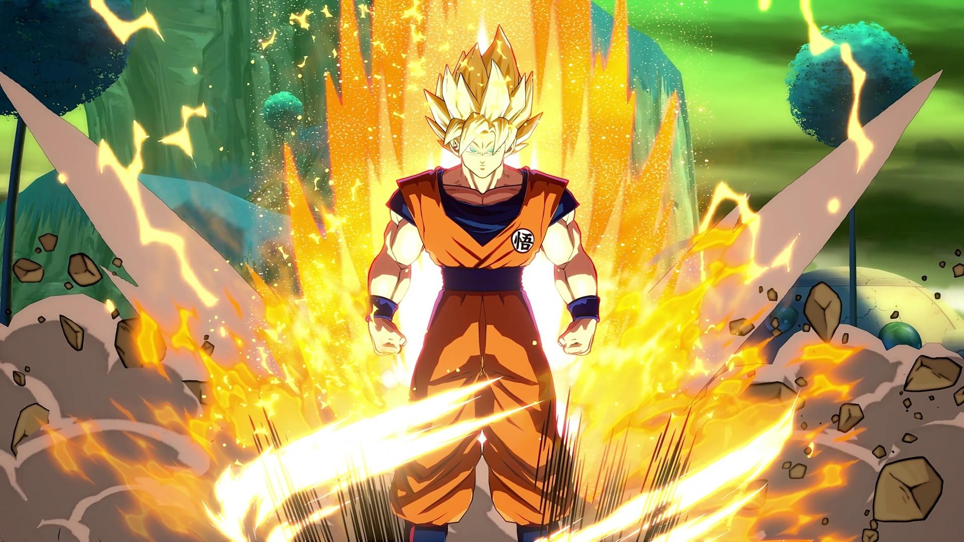 Обзор Dragon Ball FighterZ — первый претендент на файтинг года