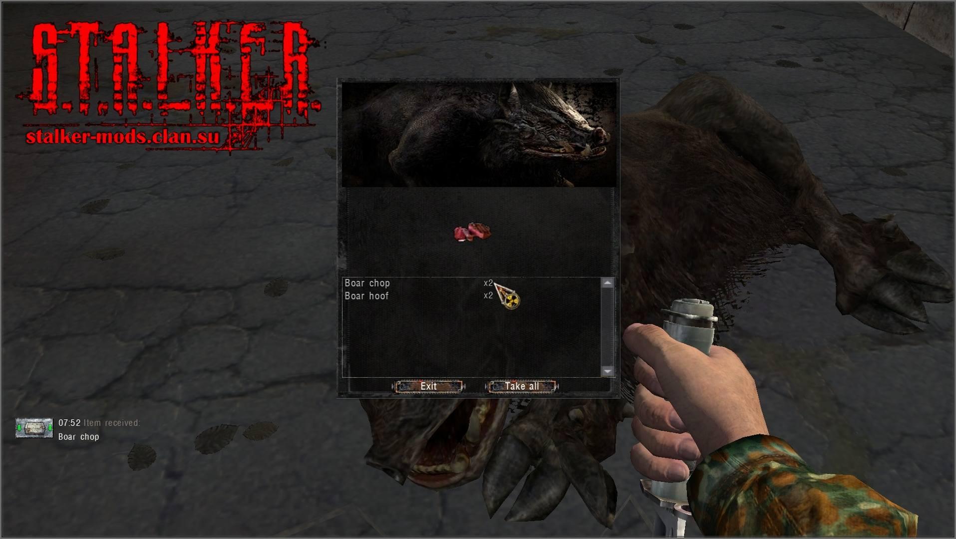 UI mutant looting CoC