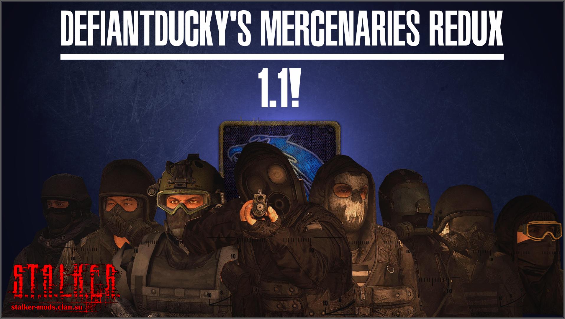 DefiantDucky's Mercenary Redux