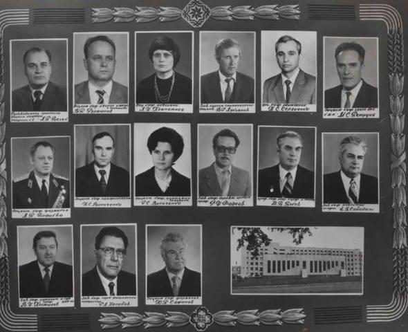 ВЫПУСК 1993 - Педиатрический Факультет