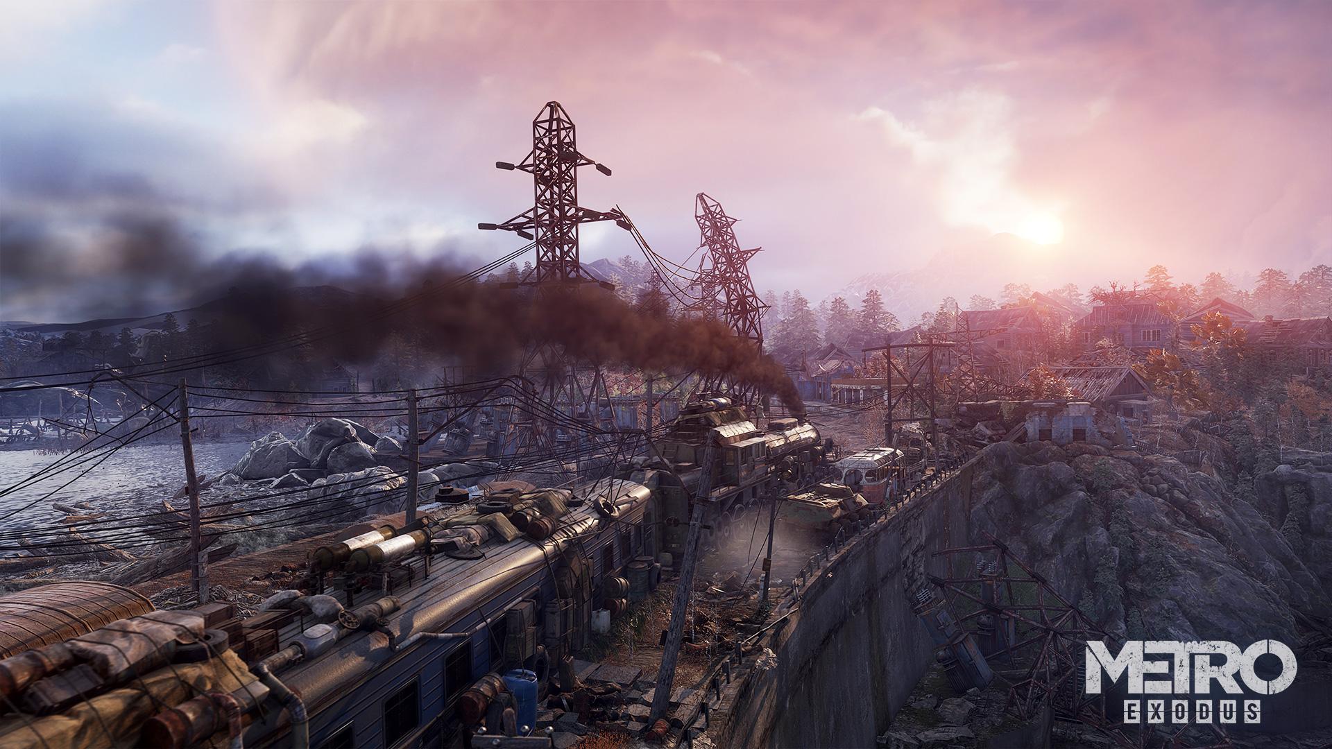 В Metro Exodus будет огромная карта, реалистичный стелс и много врагов
