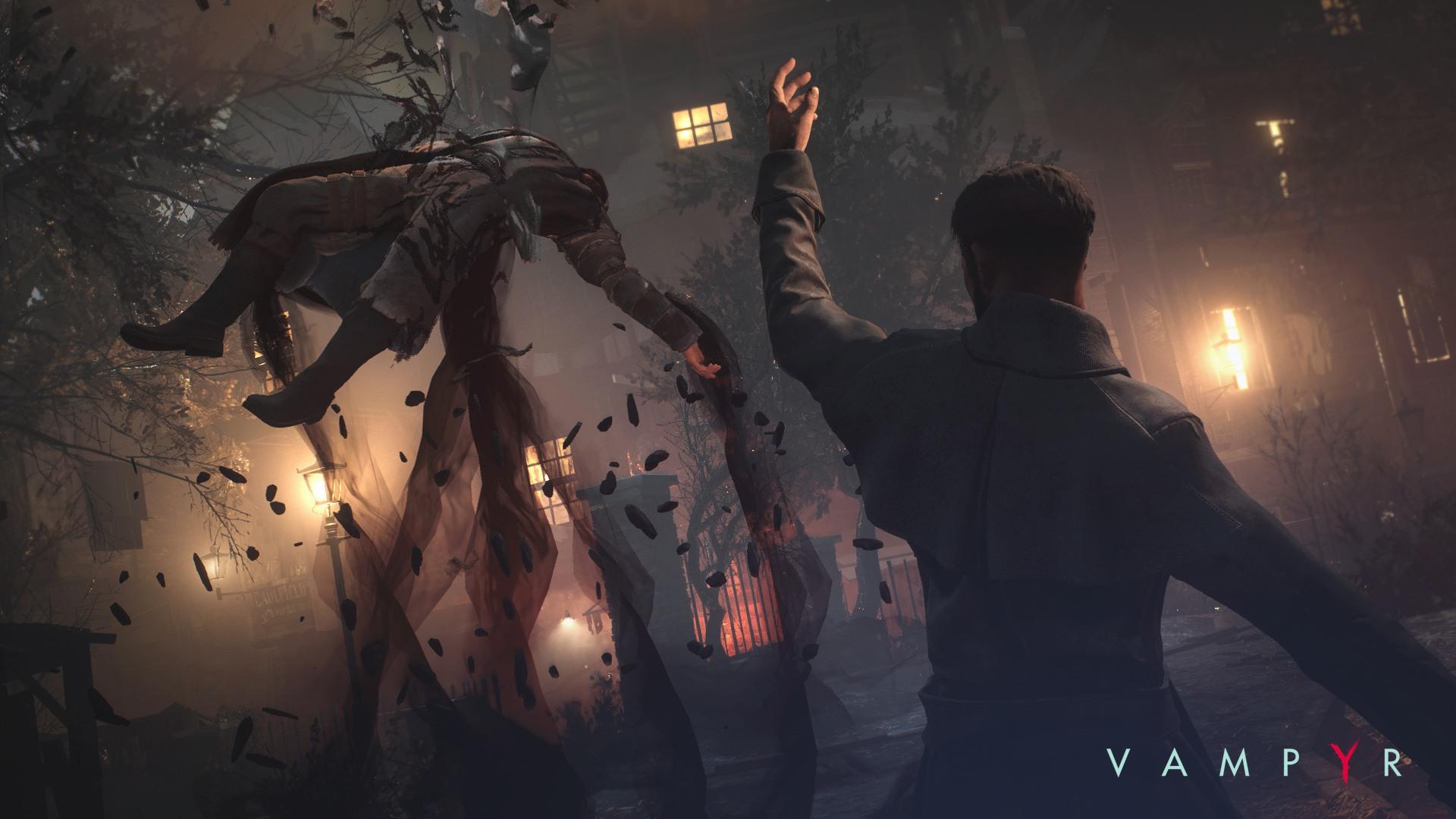 Стала известна дата выхода Vampyr. Представлен последний эпизод мини-сериала о создании игры