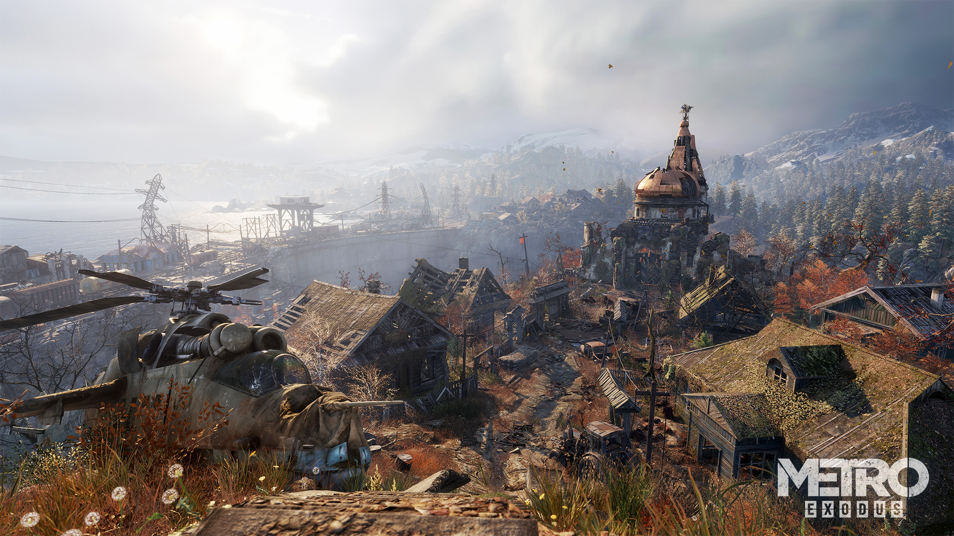 В Metro Exodus будут транспортные средства и крафт, но игра без открытого мира