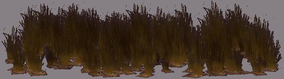 текстуры камыша