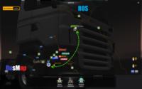 Ж/д сообщение Просторы - RusMap (новые зоны arr/dep)