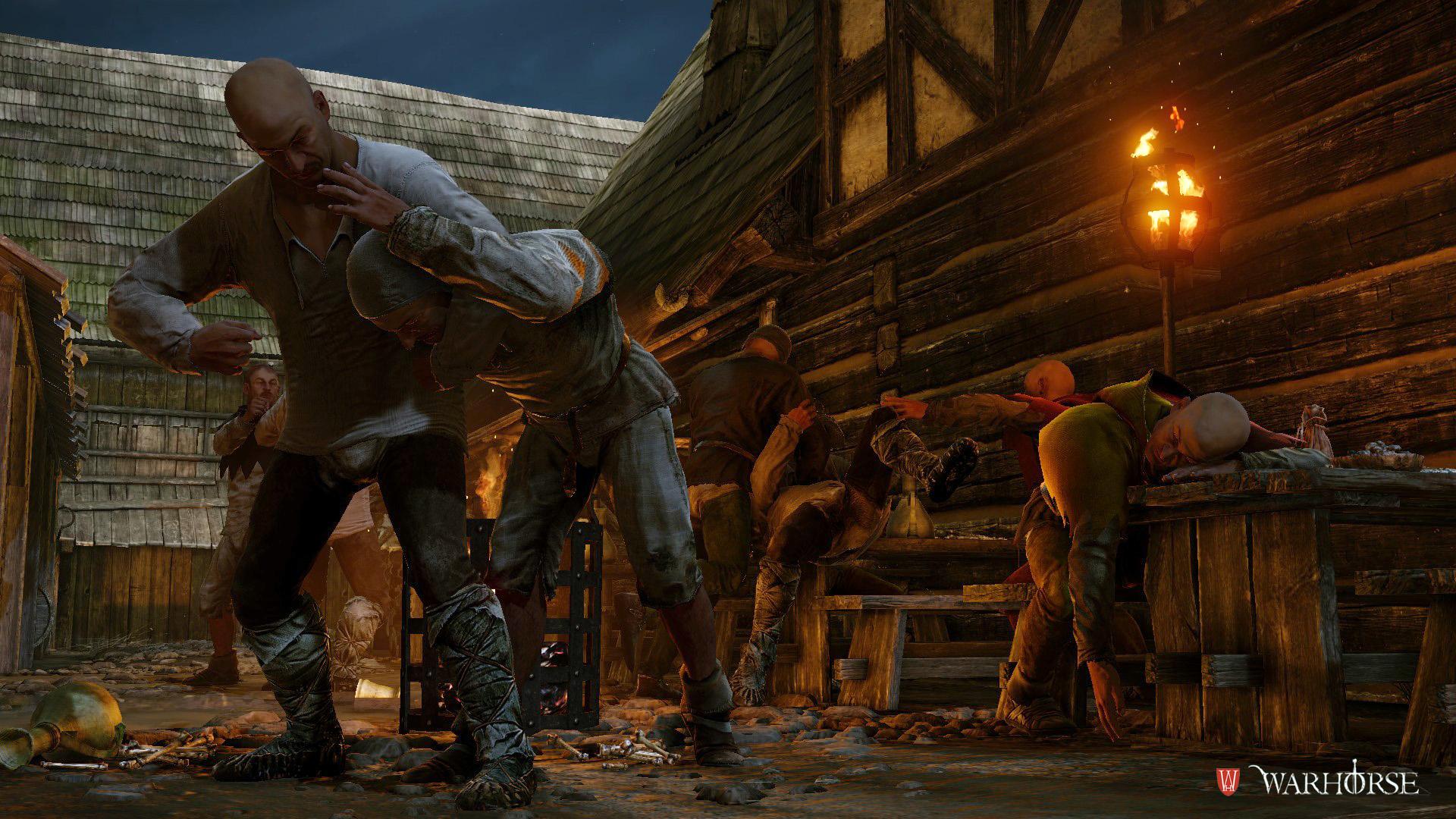 Видео: сравнение графики Kingdom Come: Deliverance на PC, PS4 Pro и Xbox One X