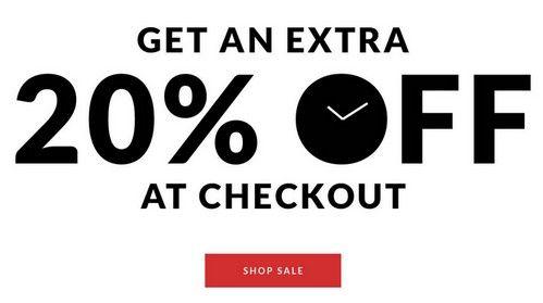 Промокод Stylebop. Дополнительная скидка 20% на весь SALE + бесплатная доставка
