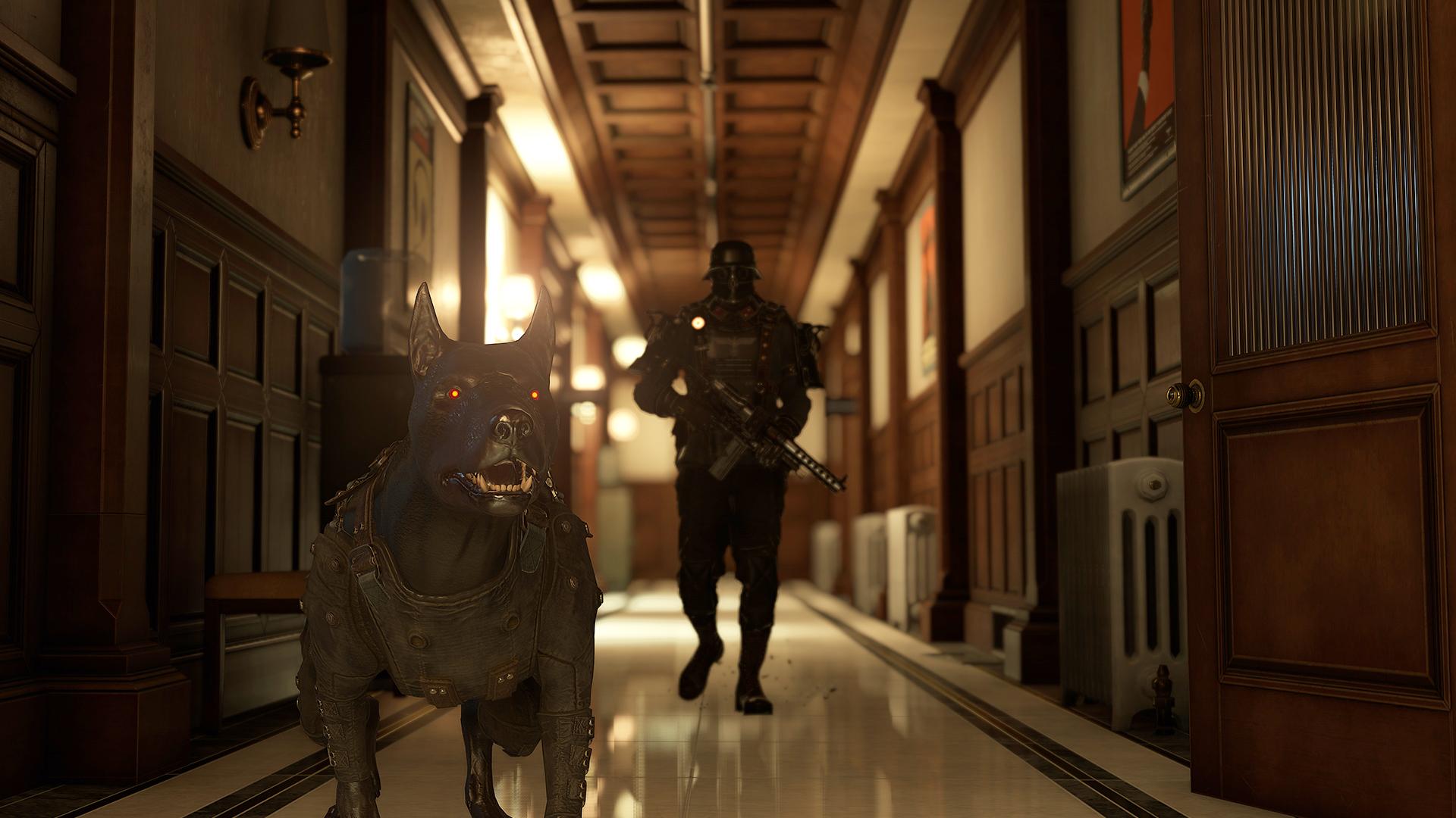 Обзор Wolfenstein 2: The Diaries of Agent Silent Death — месть с красным оттенком