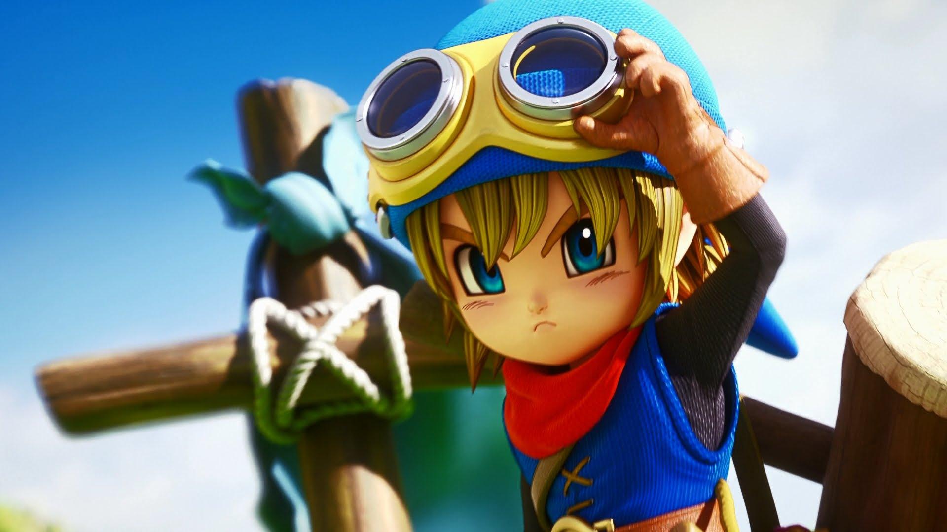 Обзор Dragon Quest Builders — строим сказку своими руками