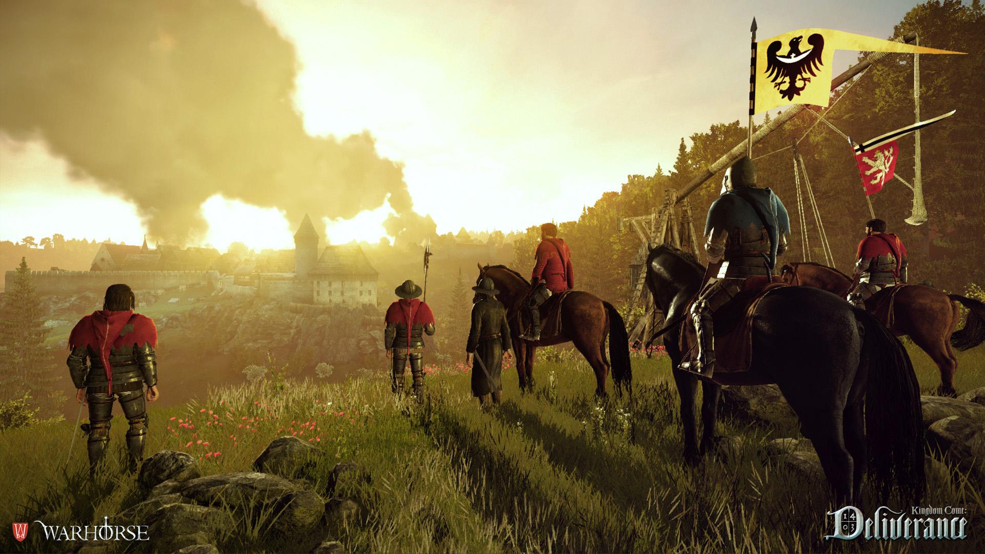 Обзор Kingdom Come: Deliverance — настоящее средневековое приключение