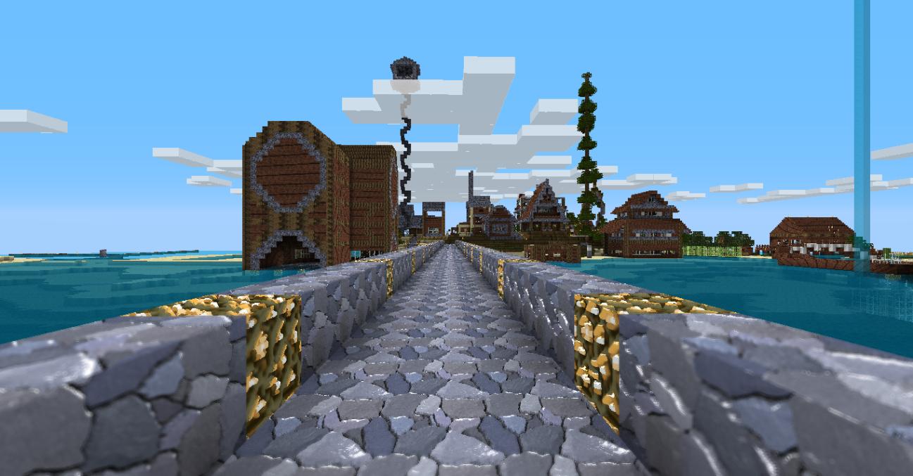 [Minecraft Beta 1.7.3 и 1.8.1] RuBeta - Олдскульный сервер!