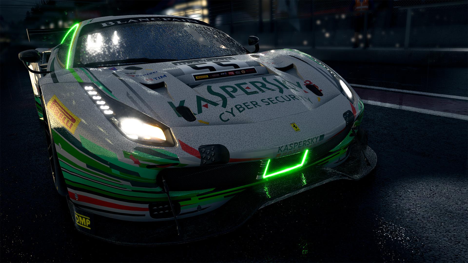 Анонсирован гоночный симулятор Assetto Corsa Competizione на Unreal Engine 4. Представлен первый трейлер