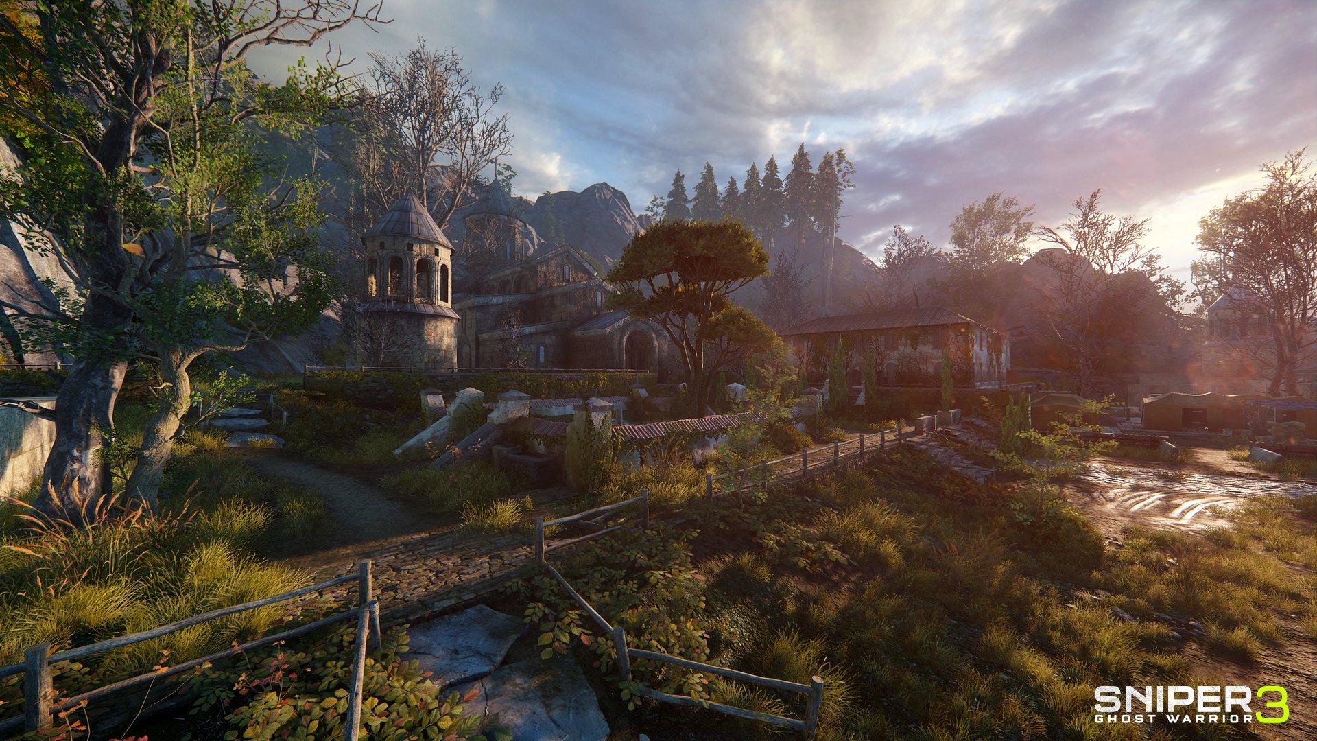 В мультиплеерном трейлере Sniper: Ghost Warrior 3 показали игровые локации и перестрелки