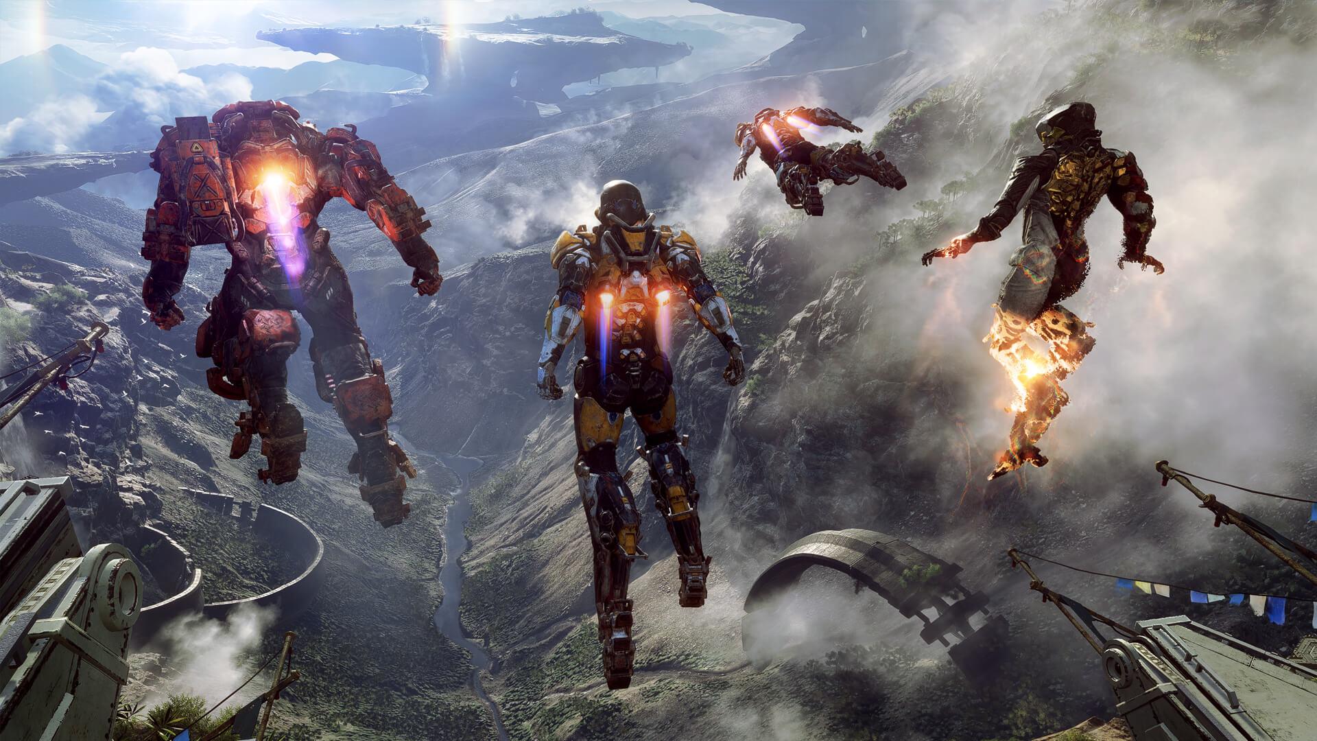 Battlefield 2018 и Anthem привезут на EA Play 2018