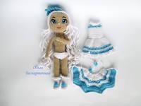 """""""Кукла Снежинка"""" 20785414_s"""