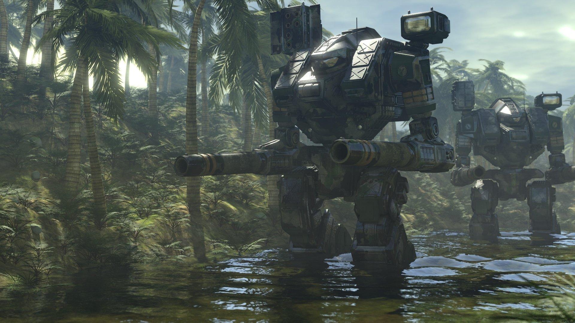 Battletech выйдет в апреле. Открылся предзаказ