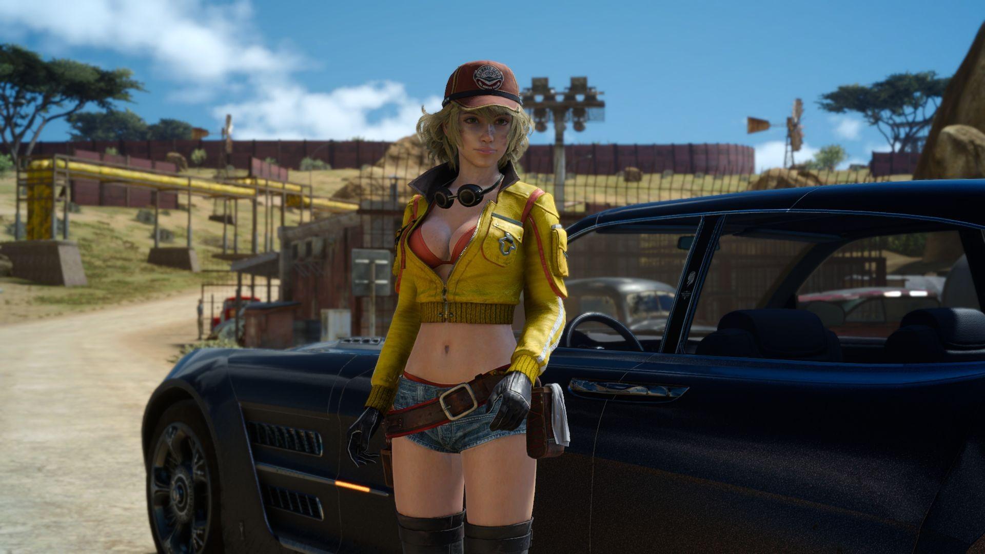 Фанат сравнил версии Final Fantasy XV для PC и PS4 на скриншотах
