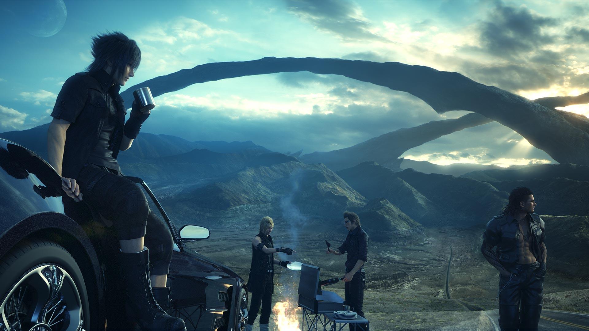 Final Fantasy XV: Windows Edition взломали за три дня до выхода