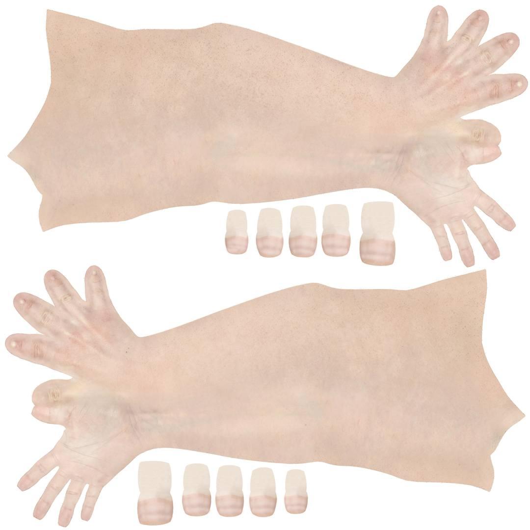 Текстура рук