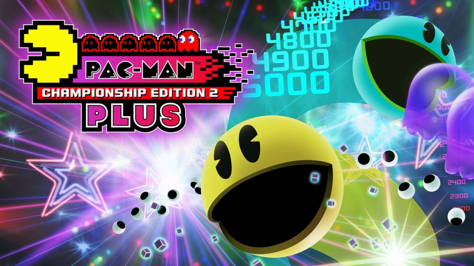 Обзор Pac-Man Championship Edition 2 Plus — бегущий в неоновом лабиринте