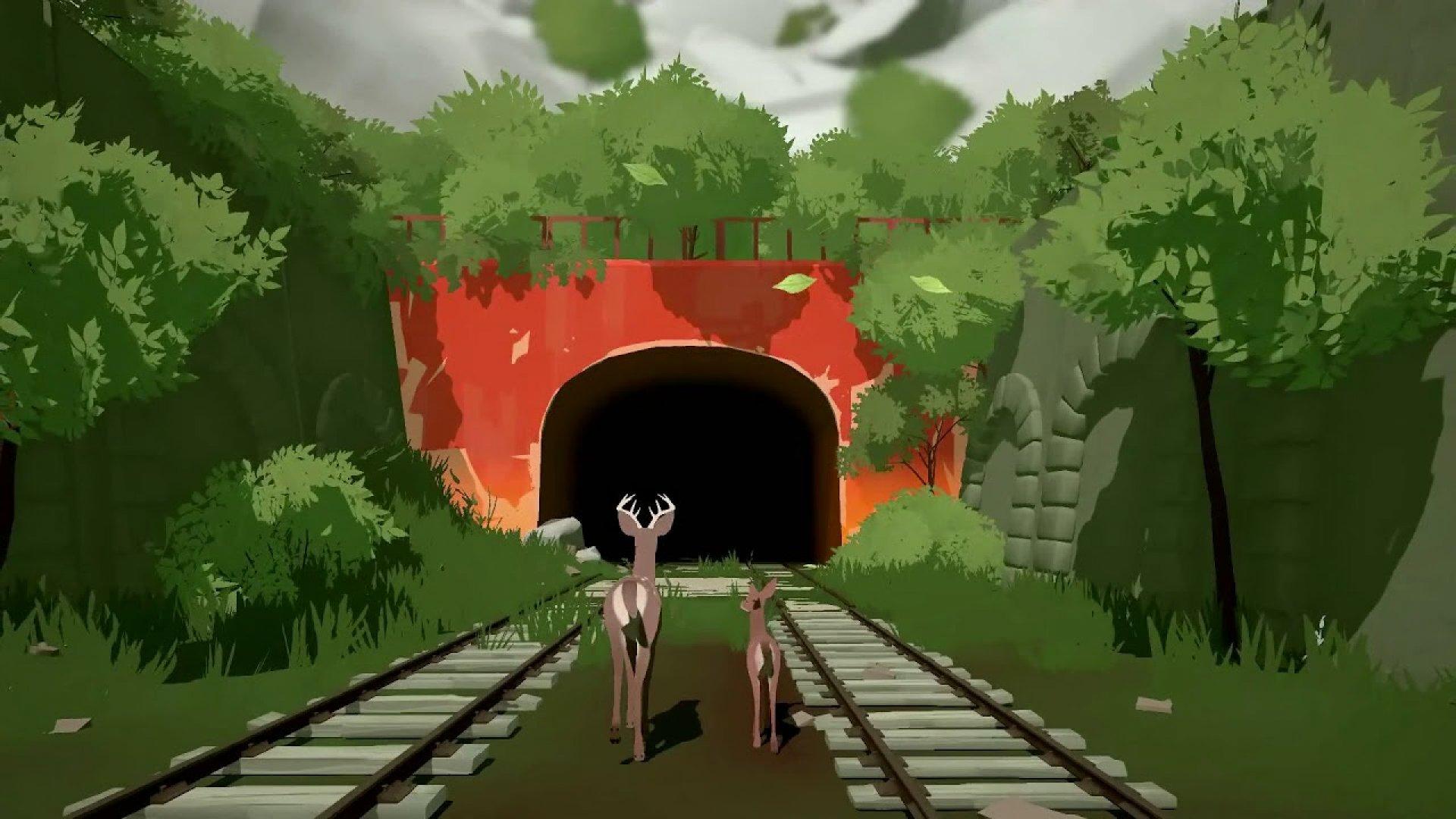 Way to the Woods выглядит потрясающе в дебютном трейлере
