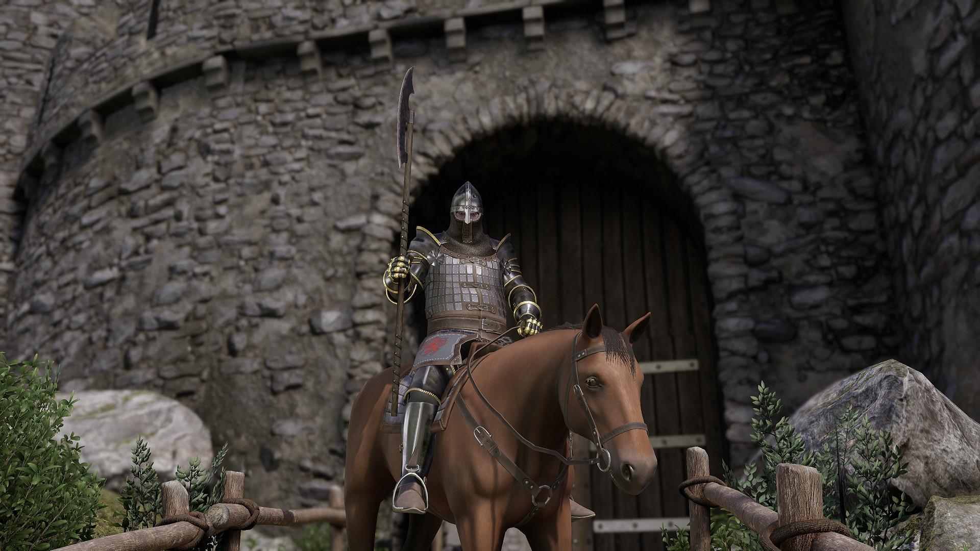 Вышел 7 минутный геймплей средневековой Mordhau