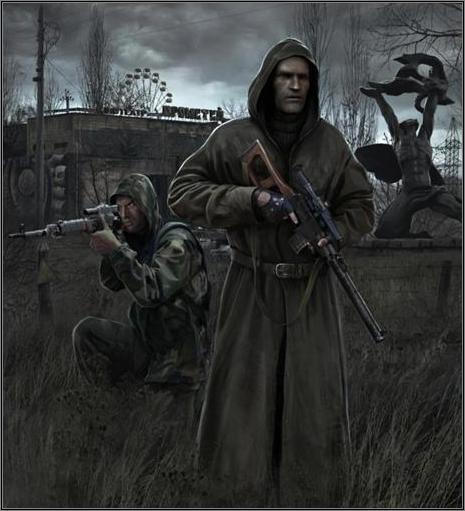 Игру сталкер-наемник сом через торрент   experienceturbobit.