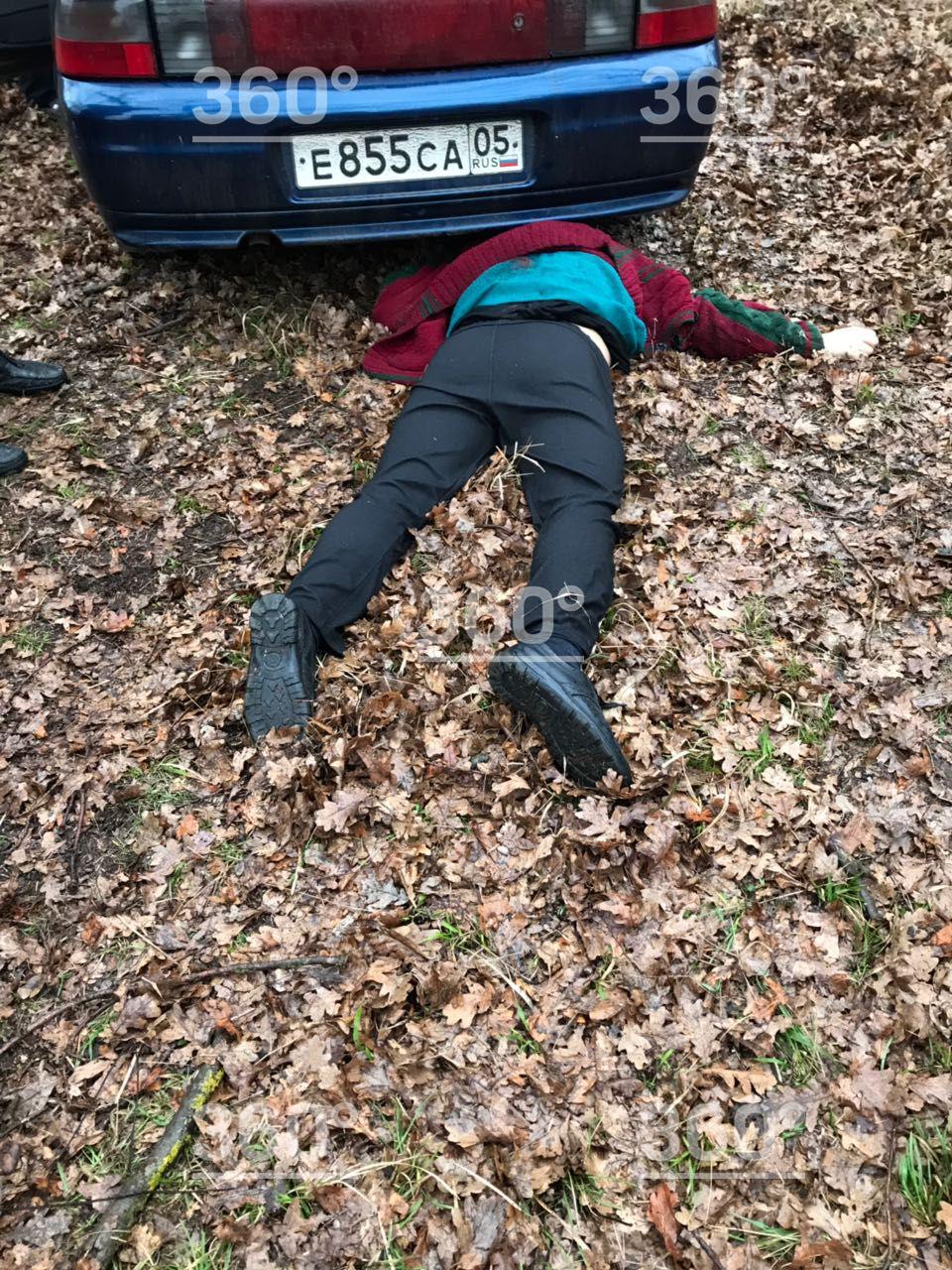 Появились фотографии с места убийства дагестанских силовиков | Изображение 4