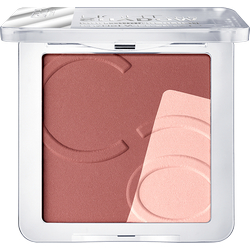 CATRICE Light And Shadow Contouring Blush Bronze Me Up, Scotty - Румяна, тон 010 темно-розовый