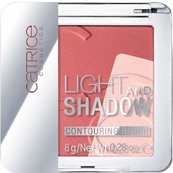 CATRICE Light And Shadow Contouring Blush Rose Propose - Румяна, тон 030 чайная роза