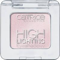 CATRICE Highlighting Eyeshadow - Тени для век, тон 020 пастельно-розовый