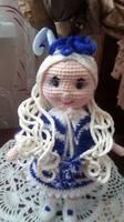 """Фотогалерея """"Кукла Снежинка"""" 20896576_s"""