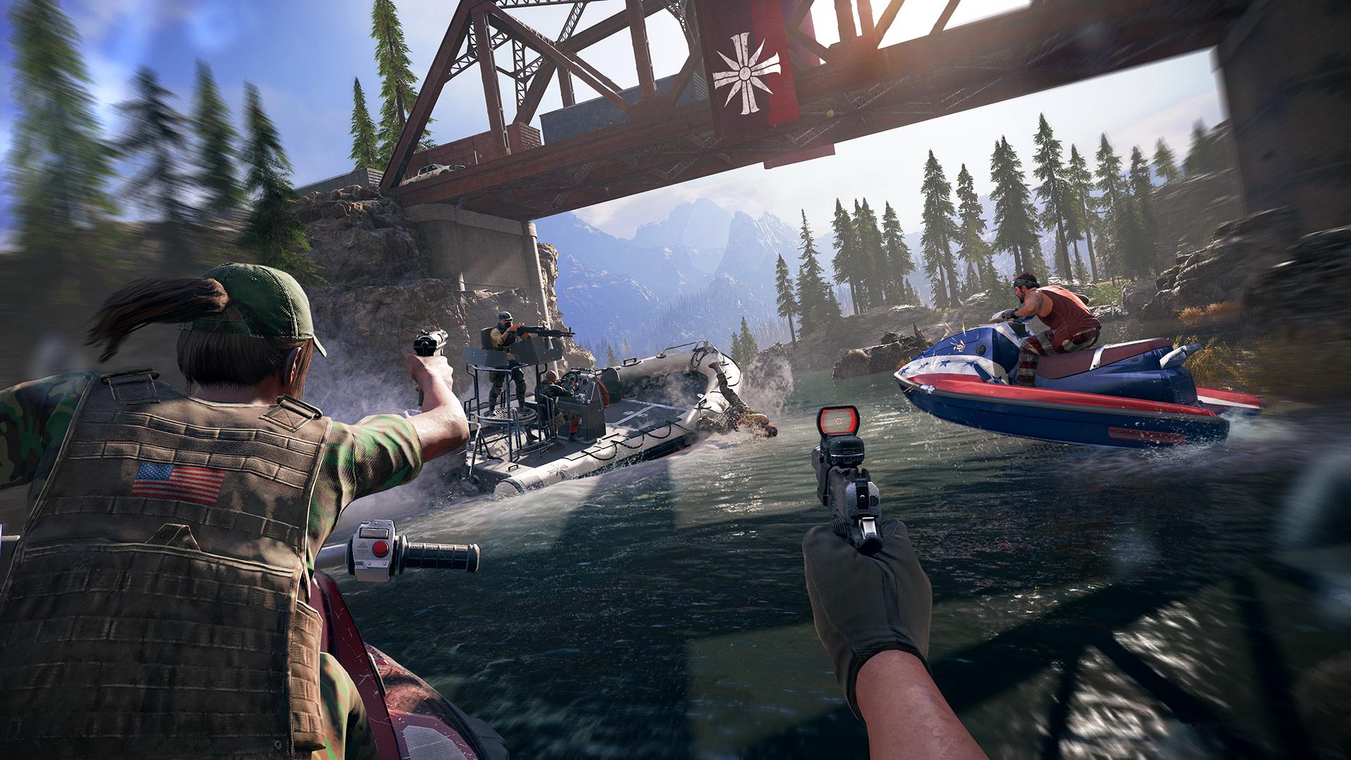 Ubisoft и Thrustmaster выпустят лимитированные наушники в стиле Far Cry 5
