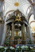 Интерьер Большого собора Пуэблы. Фото Морошкина В.В.