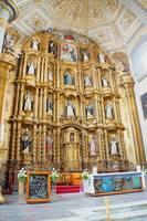 Главный алтарь капеллы Росарио. Фото Морошкина В.В.