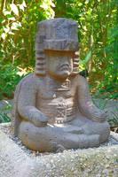 Ольмекская статуя 6-8 вв. до н.э. Фото Морошкина В.В.