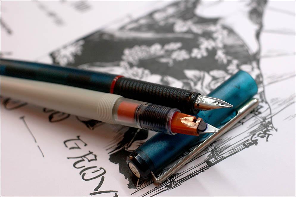 Rotring Artpen Calligraphy