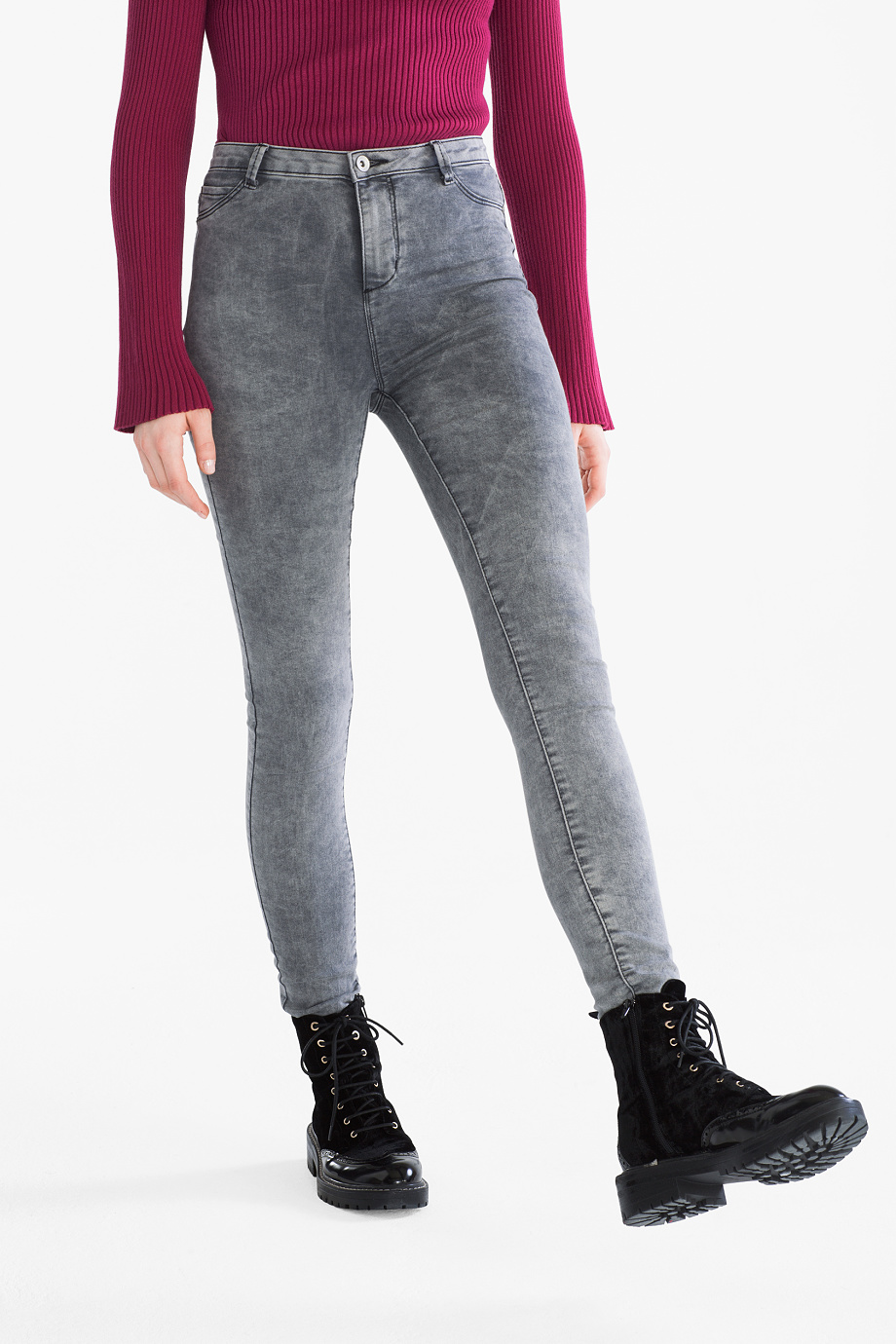 THE JEGGING JEANS - 1058165