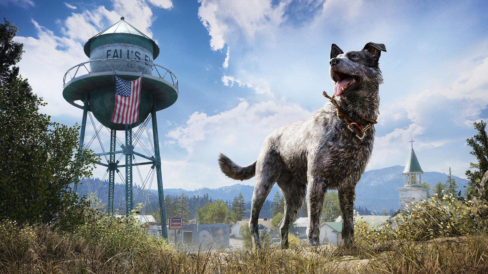 Редактор карт Far Cry 5 показали самым преданным модмейкерам игр Ubisoft
