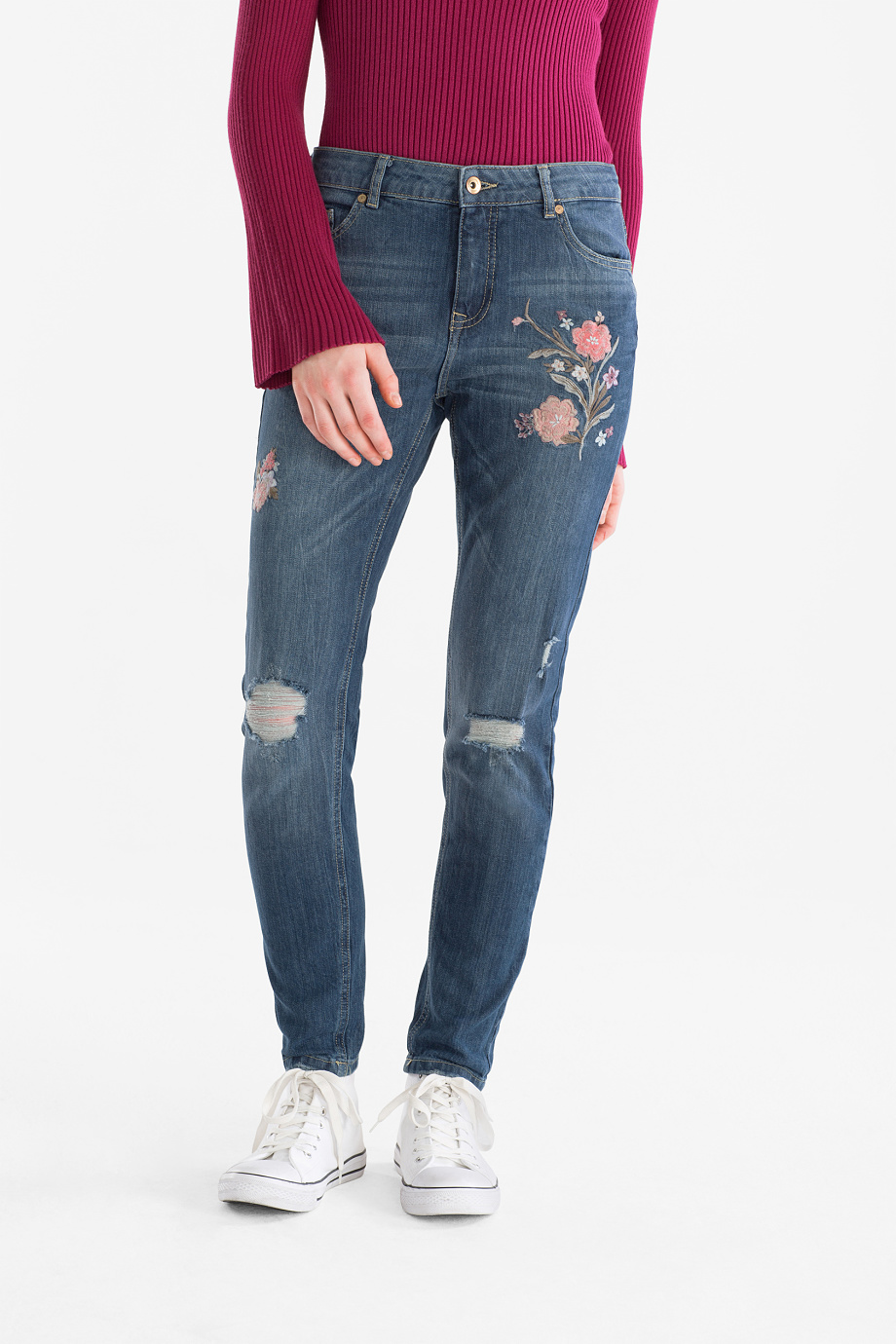 THE GIRLFRIEND JEANS - 1079584
